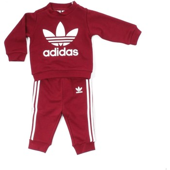 Vêtements Enfant Ensembles de survêtement adidas Originals CE1160 Sweat shirts Enfant Rouge Rouge
