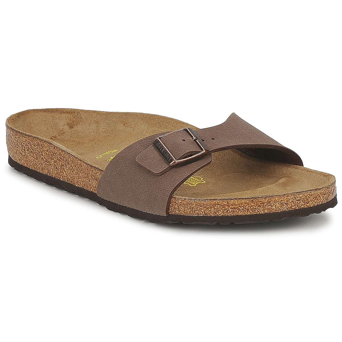 Mules Birkenstock MADRID Marron