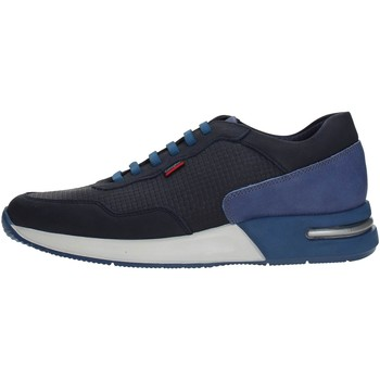 Chaussures Homme Baskets basses CallagHan 91304 Sneakers Homme BLUE BLUE