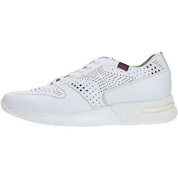 Chaussures Homme Baskets basses CallagHan 91306 Sneakers Homme WHITE WHITE