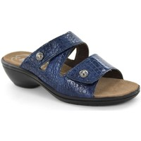 Chaussures Femme Mules Enval 1276011 Marine