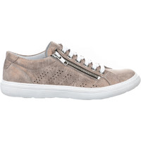 Chaussures Baskets basses Chacal Baskets mode femme -  - Beige dore - 36 BEIGE