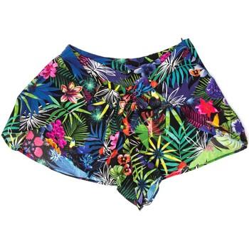Vêtements Femme Shorts / Bermudas Desigual 18SWMW15 Noir