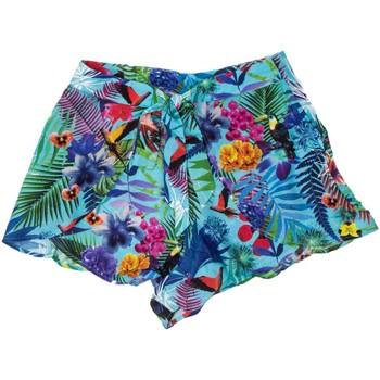 Vêtements Femme Shorts / Bermudas Desigual 18SWMW15 vert