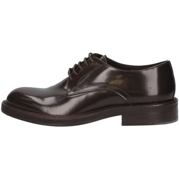 Chaussures Homme Derbies Luca Rossi 4238 ABRAS. T.MORO Derby Homme Marron