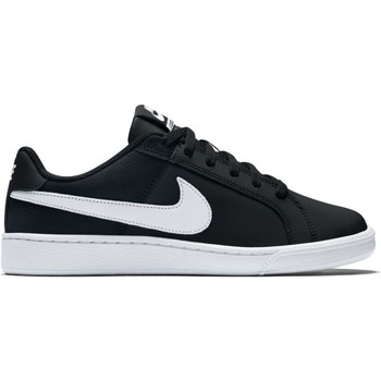 Chaussures Baskets basses Nike Women's  Court Royale Shoe 749867 NEGRO