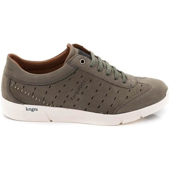 Chaussures Homme Ville basse Kangaroos 930-79 Gris