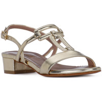 Chaussures Femme Sandales et Nu-pieds Albano SOFT METAL PLATINO Dorato