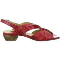 Chaussures Femme Sandales et Nu-pieds Everybody 3024 Rouge