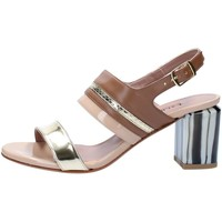 Chaussures Femme Sandales et Nu-pieds Albano 1208 Sandales Femme Nude Nude