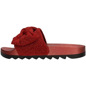 Chaussures Femme Mules Colors of California HC.JINFY013 Pantoufle Femme Rouge Rouge