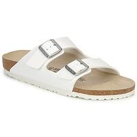 Chaussures Homme Mules Birkenstock ARIZONA Blanc