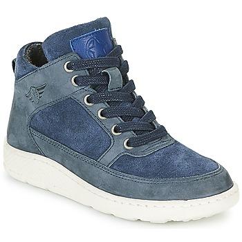 Chaussures Garçon Baskets montantes Bullboxer LAVINO BLUE