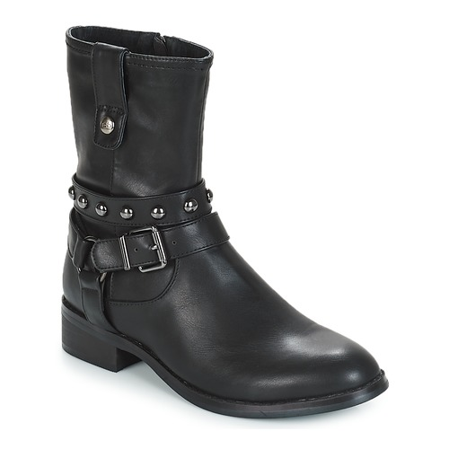 Chaussures Femme Boots LPB Shoes LOUNA Noir