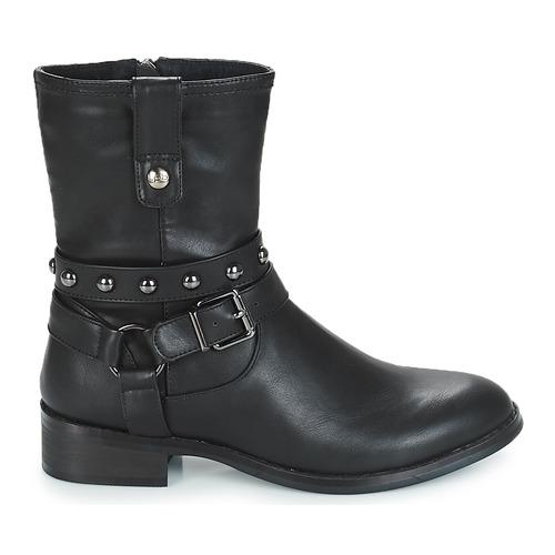 Louna Boots Shoes Femme Lpb Noir xordCBeW