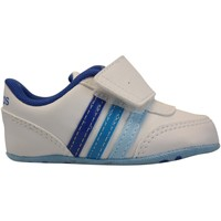 Chaussures Baskets mode adidas Originals V Jog Crib Blanc
