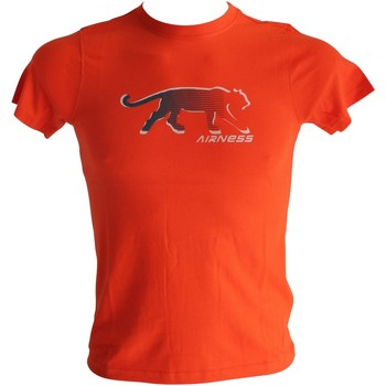 Vêtements Enfant T-shirts manches courtes Airness T shirt Jabali Orange