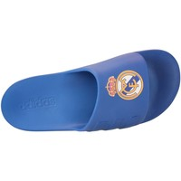 Chaussures Homme Tongs adidas Originals Aqualette CF Real Madrid Bleu