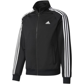 Vêtements Homme Sweats adidas Originals Veste Essential 3S Noir