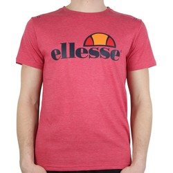 Vêtements Homme T-shirts manches courtes Ellesse Tee-shirt 1031N Heritage Collection Rouge