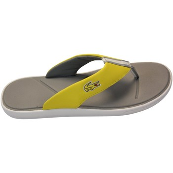 Chaussures Homme Tongs Lacoste Tongs L.30 117 Gris
