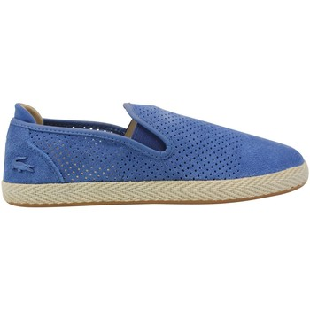Chaussures Homme Slips on Lacoste Slip-on Tombre Bleu