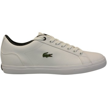 Chaussures Homme Baskets basses Lacoste Lerond 317 Blanc
