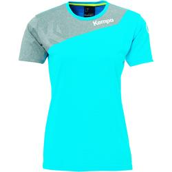 Vêtements Femme T-shirts manches courtes Kempa Maillot femme  Core 2.0 bleu flash/gris