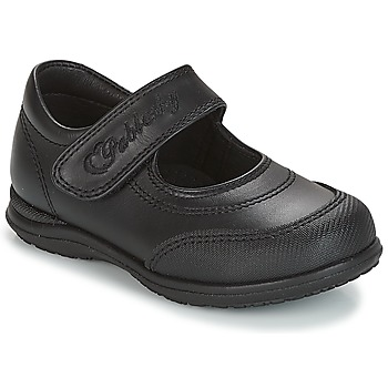 Chaussures Fille Ballerines / babies Pablosky BEVRIL NOIR