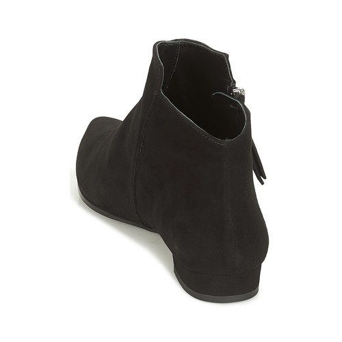 Noir Cendrilla Boots Paco Femme Gil WHIE2YD9