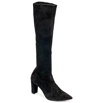 Chaussures Femme Bottes ville Perlato JEANY CAM STRECH NOIR