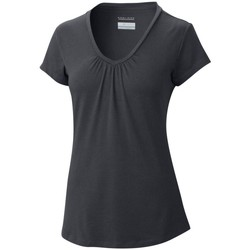 Vêtements Femme T-shirts manches courtes Columbia Shadow Time Ii Tee Noir