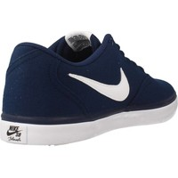Chaussures Homme Baskets basses Nike SB CHECK SOLAR Blue
