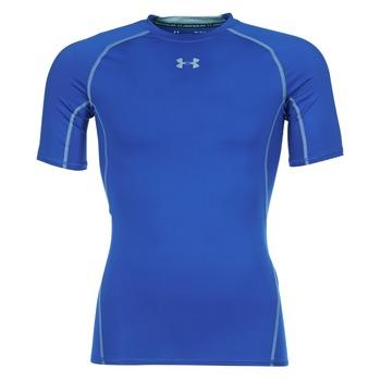 Vêtements Homme T-shirts manches courtes Under Armour UA HG ARMOUR SS COMPRESSION Bleu