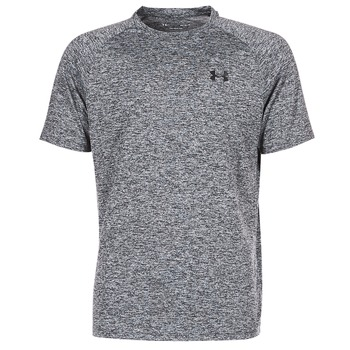 Vêtements Homme T-shirts manches courtes Under Armour UA TECH SS TEE Gris
