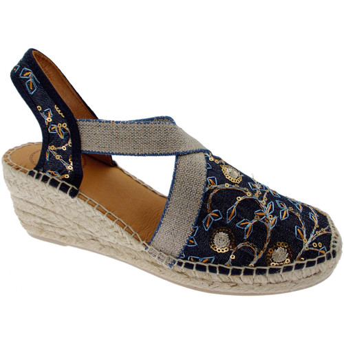 Toni Pons TOPTERRA-ORte blu - Chaussures Sandale Femme