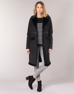 Vêtements Femme Manteaux Oakwood PORTOBELLO Noir