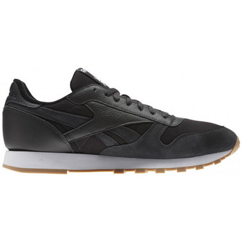 Chaussures Homme Baskets basses Reebok Sport Classic Leather HW - Ref. BS9719 Gris