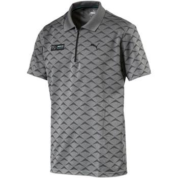 Vêtements Homme Polos manches courtes Puma Polo  Mercedes AMG Petronas - Ref. 575207-03 Gris