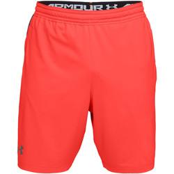 Vêtements Homme Shorts / Bermudas Under Armour Short  HeatGear Raid 2.0 Novelty - Ref. 1306435-985 Orange