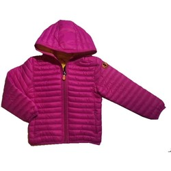 Vêtements Fille Blousons Save The Duck J3231G GIGA6 veste fille fuchsia fuchsia