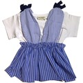 Twin Set GS82L1 pull-over fille Céleste