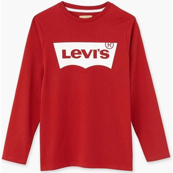 Vêtements Enfant Sweats Levi's Junior N91500J sweat-shirt Enfant Rouge Rouge