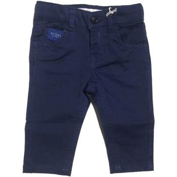 Vêtements Enfant Shorts / Bermudas Guess # Neonato I73B20W7RQ0 Pantalon Enfant Bleu marine Bleu marine