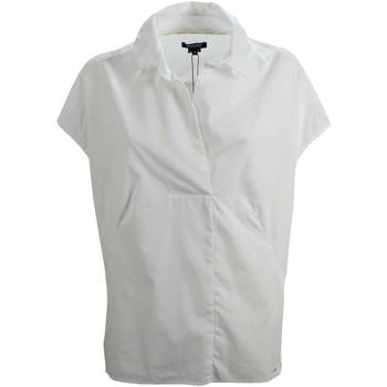 Vêtements Femme Chemises / Chemisiers Woolrich WWCAM0663 chemise Femme blanc blanc