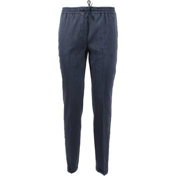Vêtements Femme Pantalons de costume Woolrich WWPAN1162 pantalon Femme bleu bleu