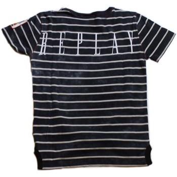 Vêtements Enfant T-shirts manches courtes Replay SB7516 T-shirt Enfant bleu bleu