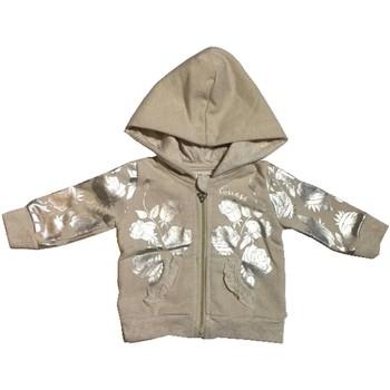 Vêtements Fille Sweats Guess # Neonato A81Q04K6DV0 sweat-shirt fille or or