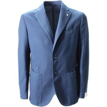 Vêtements Homme Vestes / Blazers Lbm L.b.m 1911 2837 85716 3 blouson Homme bleu bleu