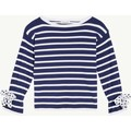 Twin Set GS83BA 1 pull-over fille blanc